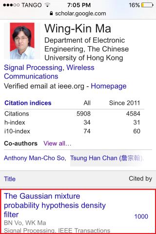 scholar google ch